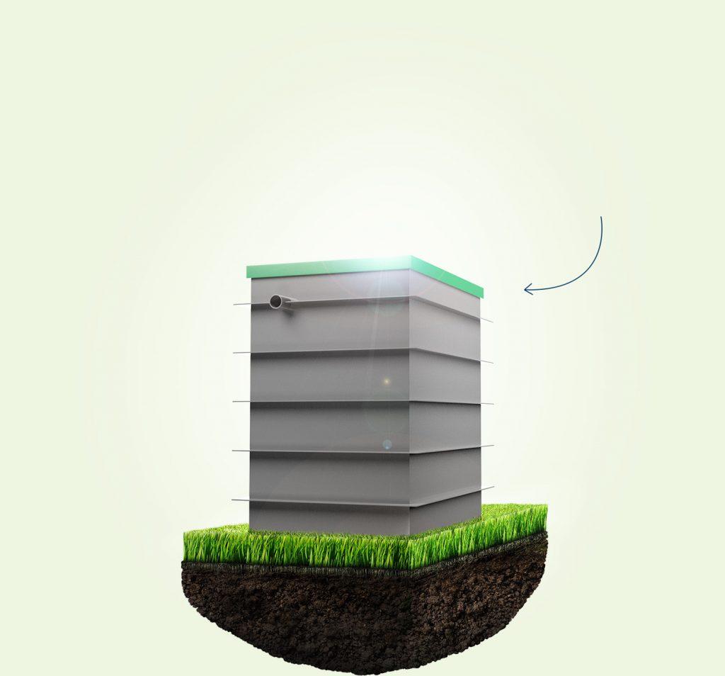 hranaté čistiarne odpadových vôd